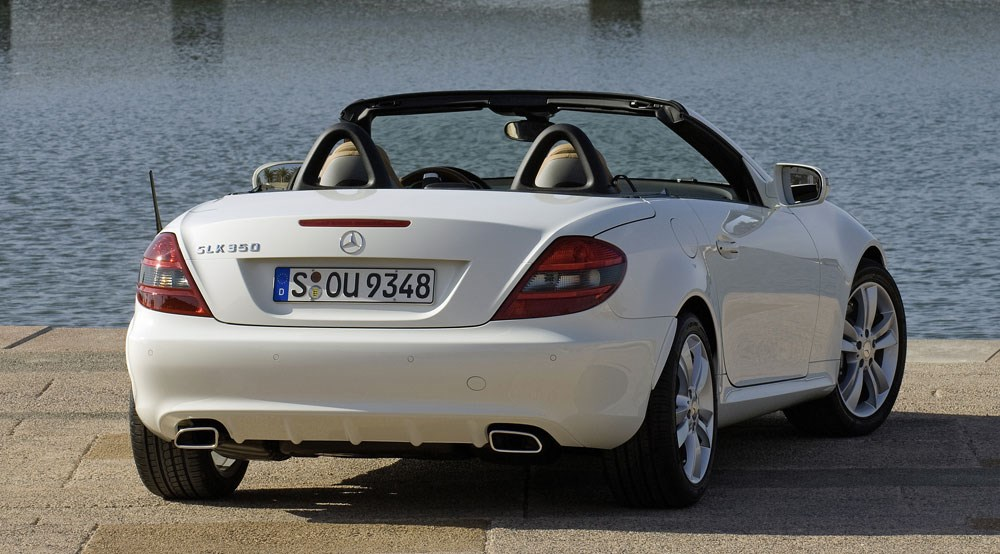 Mercedes benz slk350 problems