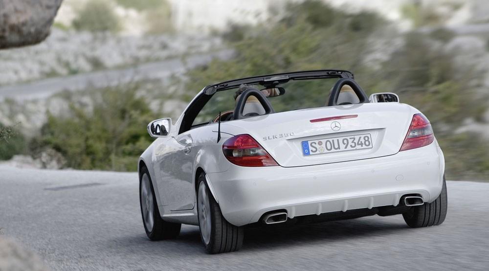 mercedes slk350 (2008) review | car magazine