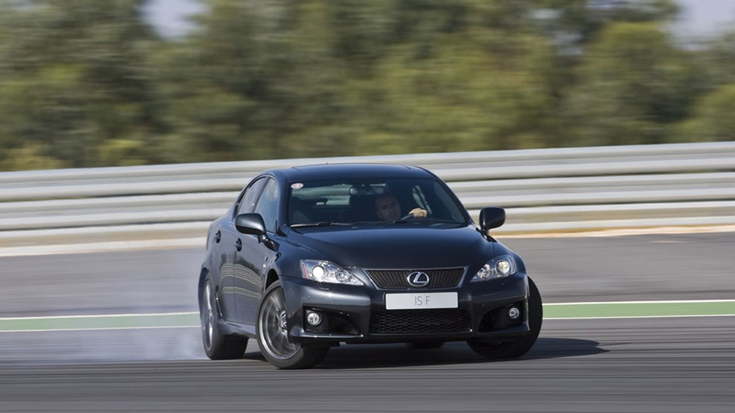 Lexus is f review