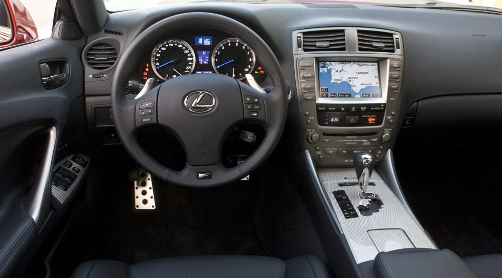 Lexus ISF 2008 review by CAR Magazine