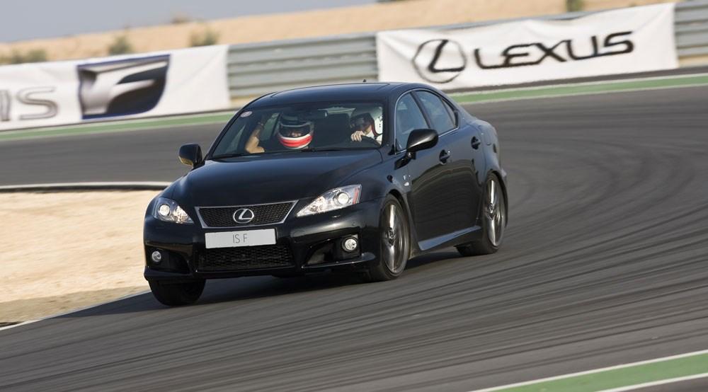 Lexus IS-F (2008) review | CAR Magazine