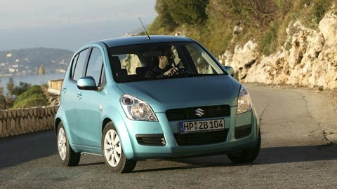 Suzuki Splash 1 2 GLS+ (2008) review | CAR Magazine