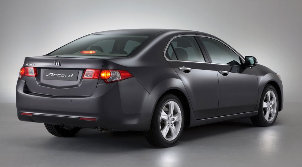 Honda Accord (2008): first official pictures   CAR Magazine