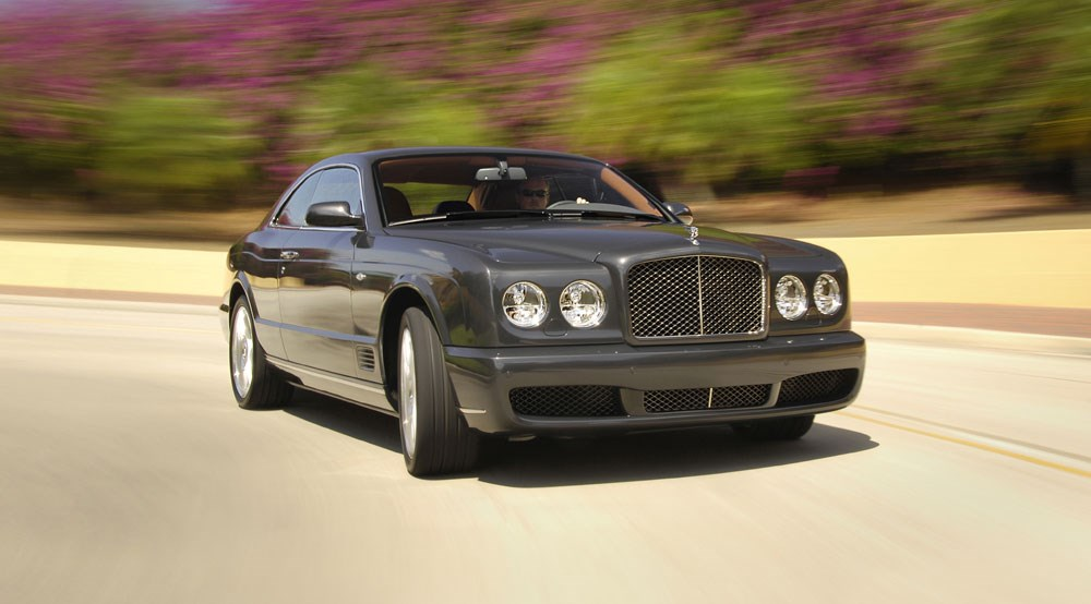 Bentley Brooklands 2008 Review By Car Magazine