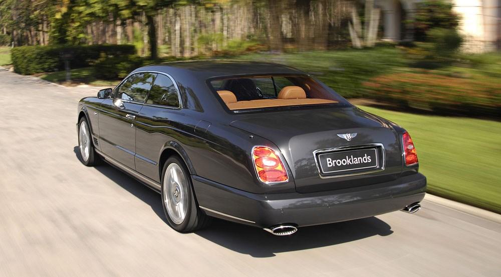 Bentley Brooklands - svetapple.sk