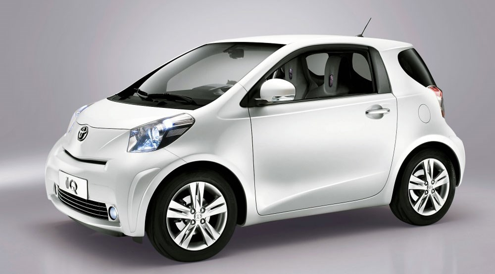 toyota iq and urban cruiser 2008 first official pictures car