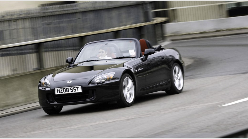 Honda S Review By CAR Magazine - 2008 s2000