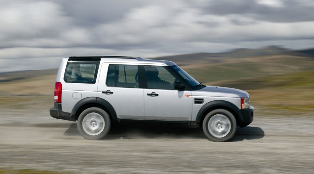 Land Rover Discovery Tdv6 Hse 2008 Review Car Magazine