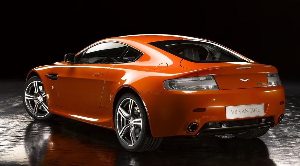 Aston Martin Vantage Coupe Review