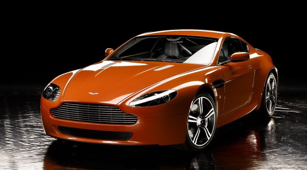 Aston Martin V8 Vantage N400 (2008) review | CAR Magazine