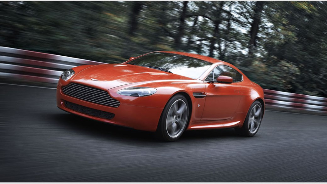 Aston Martin V Vantage N Review CAR Magazine - Aston martin msrp