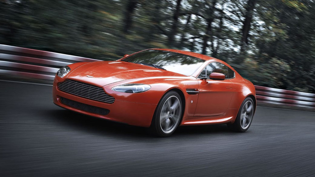 Aston Martin V8 Vantage N400 (2008) Review