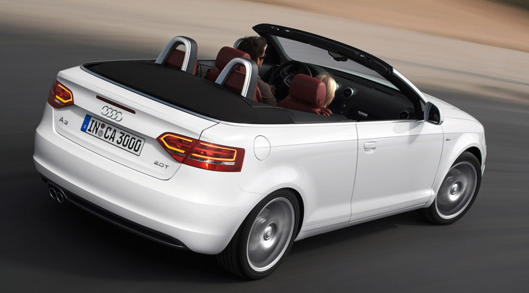 Audi A3 Cabriolet Car Leasing  Nationwide Vehicle Contracts
