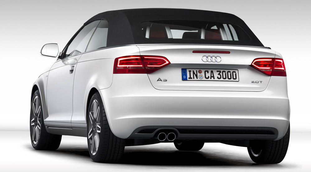 Audi A3 Cabriolet 20T Sport 2008 review by CAR Magazine