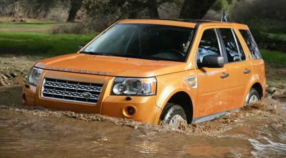2010 Land Rover LR2 information.