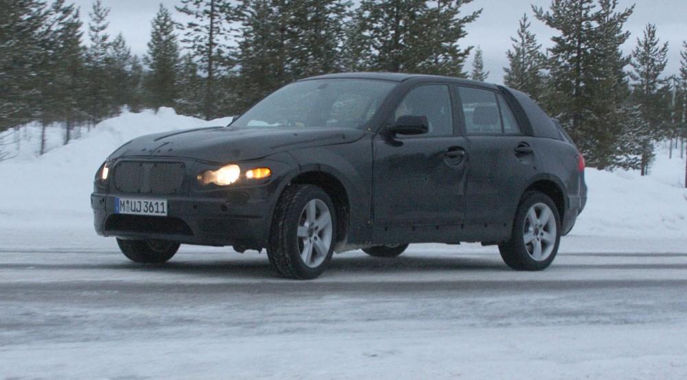 Bmw X1 Spied 2009 Car Magazine