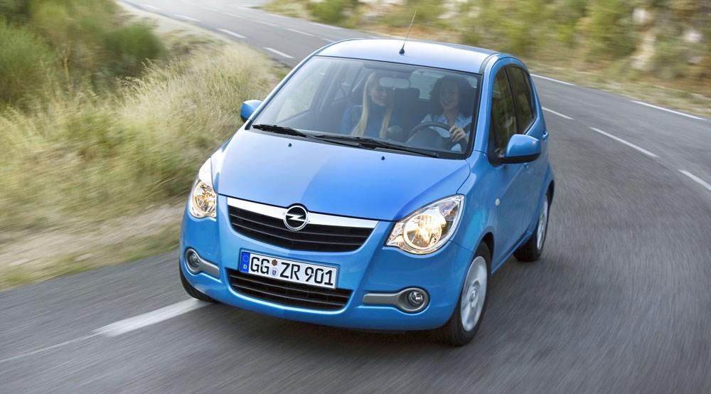 Vauxhall Agila 1.2. Vauxhall Agila 1.2 (2008) CAR