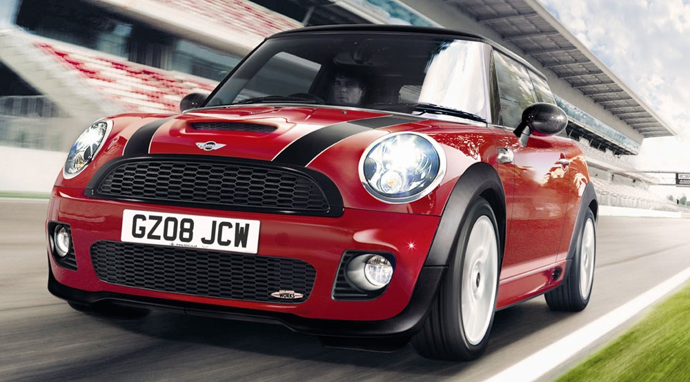 Mini And Clubman John Cooper Works 2008 First Official Pictures Car Magazine