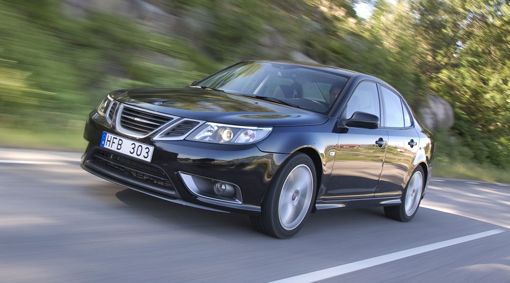 Saab 9-3X 2 0T (2009) review | CAR Magazine
