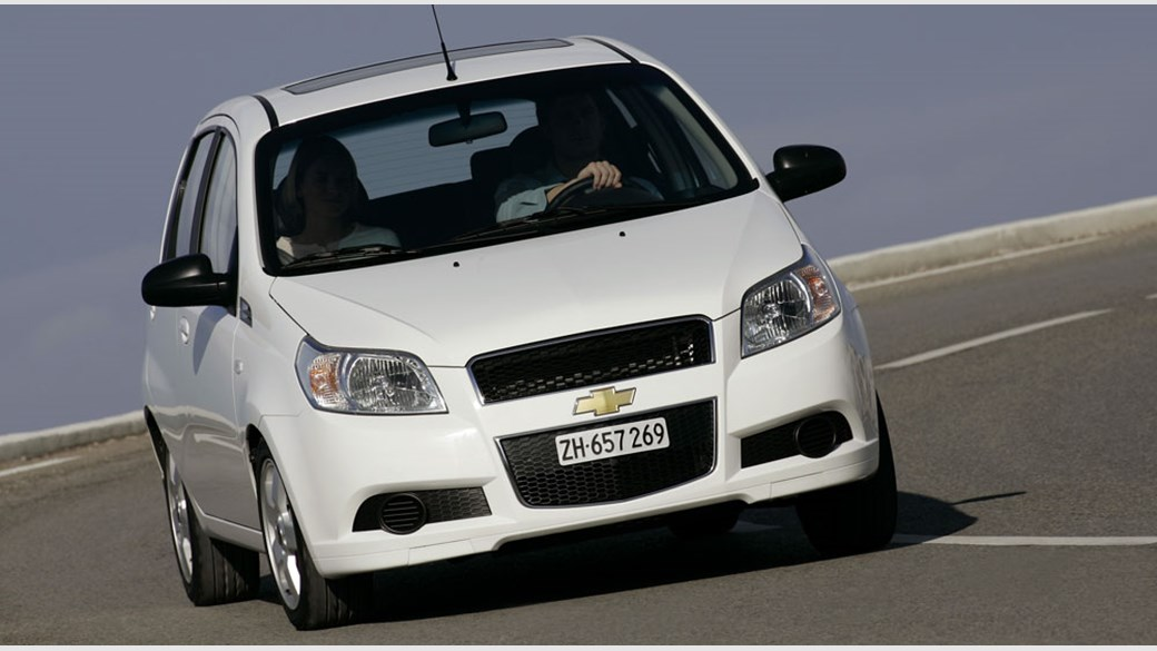 Chevrolet Aveo 12 2008 Review Car Magazine