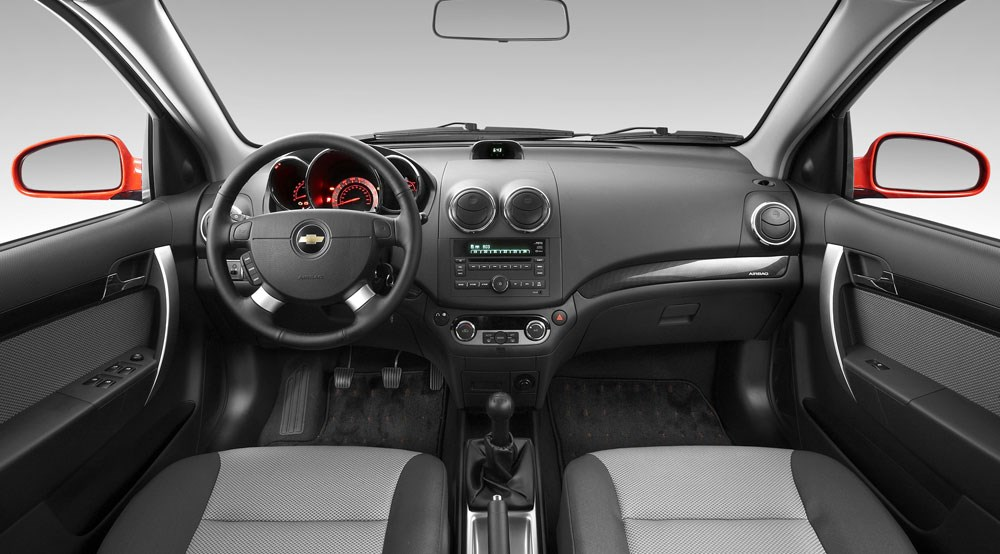 Chevrolet Aveo 1.2 (2008) review by CAR Magazine