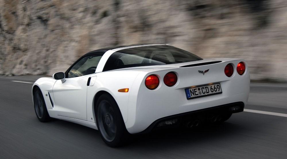 Corvette C6 (2008) review | CAR Magazine