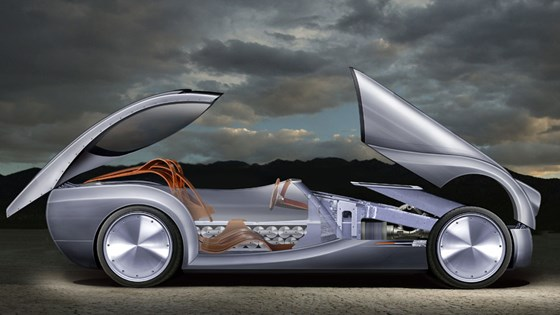 Morgan Eva GT (2012) first official pictures | CAR Magazine