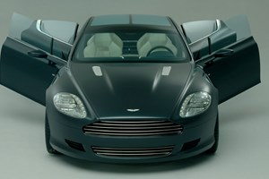 Aston to build cars abroad