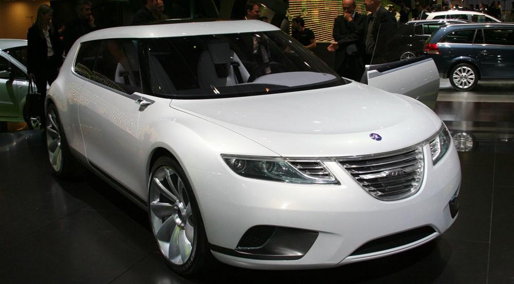 Saab 9 X Biohybrid Concept Car Magazine