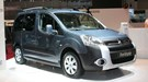 Citroen Berlingo front three quarter