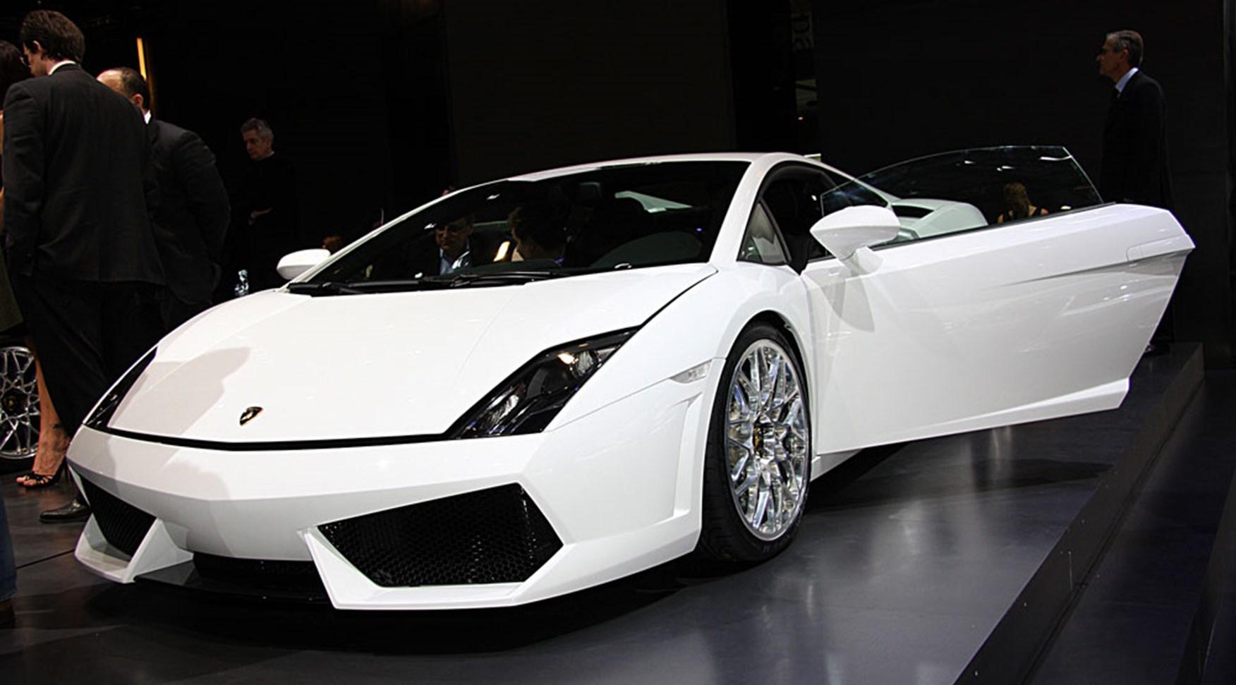 Lamborghini Gallardo Lp560 4 Car Magazine