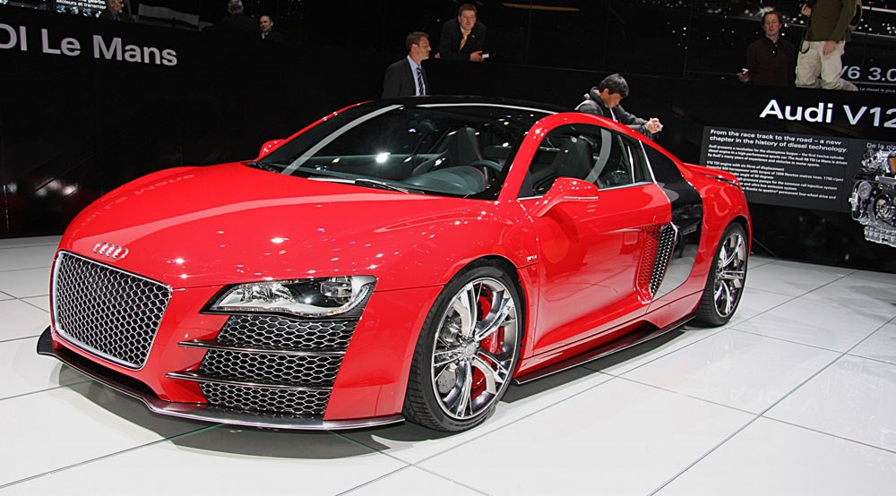 audi q7 v12 r8 and tt diesels by car magazine. Black Bedroom Furniture Sets. Home Design Ideas