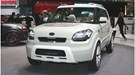 Kia Soul Searcher front three-quarter