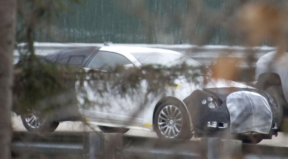 Cadillac Cts Coupe 2010 Car Magazine