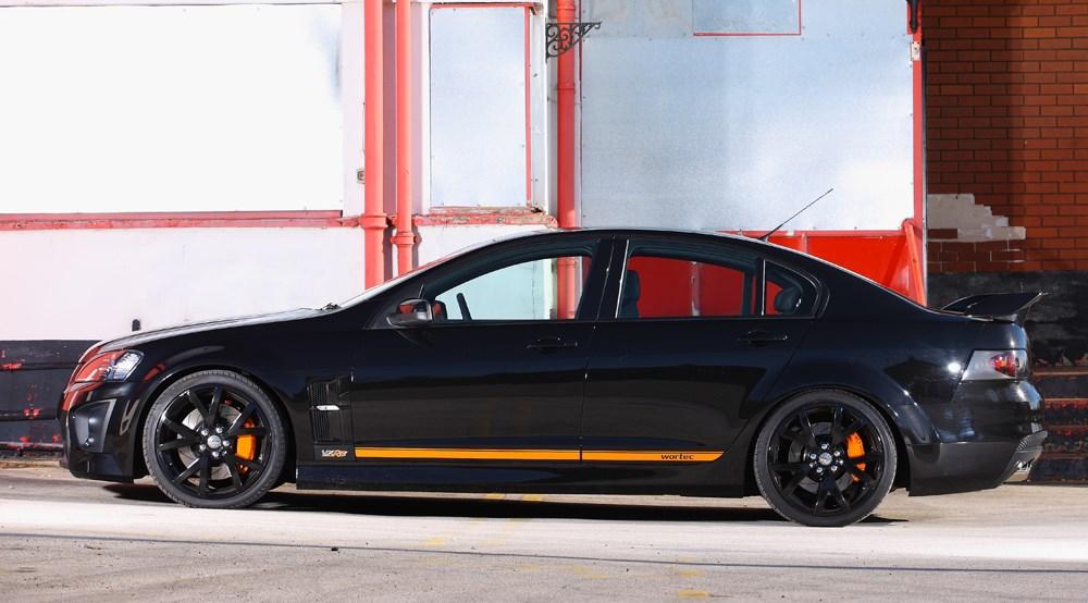 Vauxhall VXR8 Carbon (2008) review | CAR Magazine