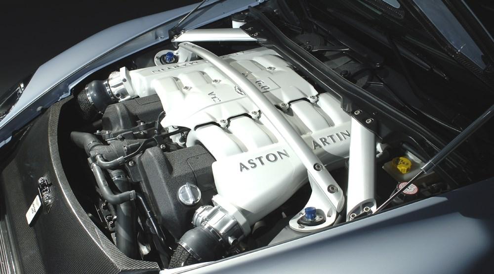 Aston Martin V12 Vantage Rs Concept 2008 Review Car Magazine