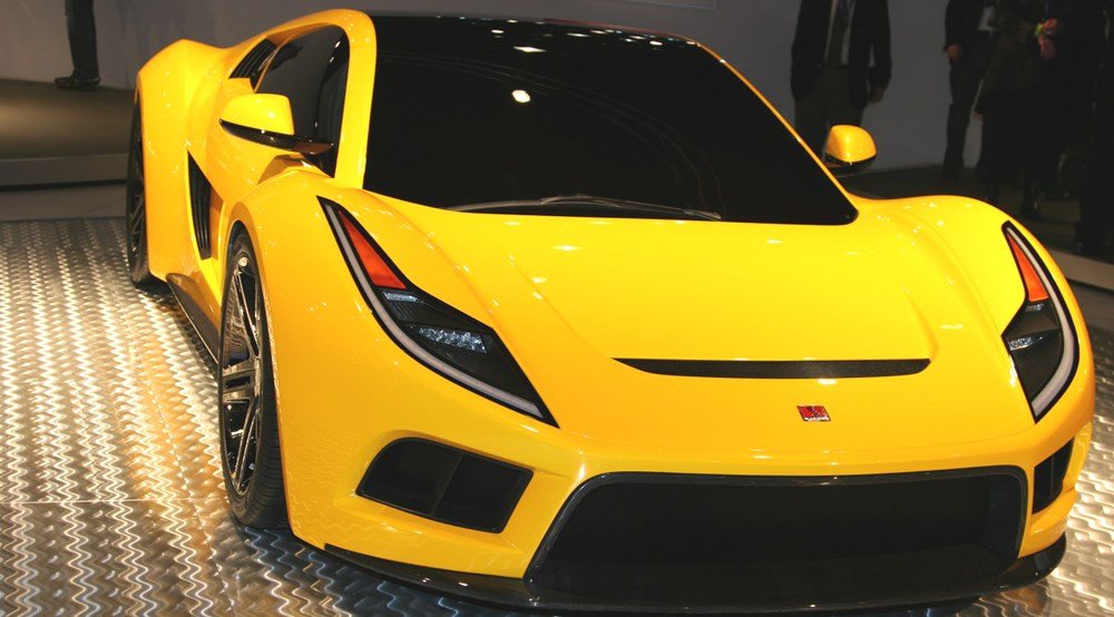 Saleen S5S Raptor by CAR Magazine