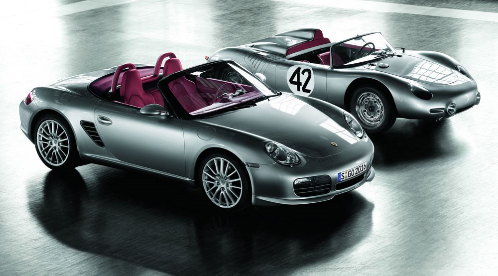 Porsche Boxster Rs 60 Spyder 2008 Review Car Magazine