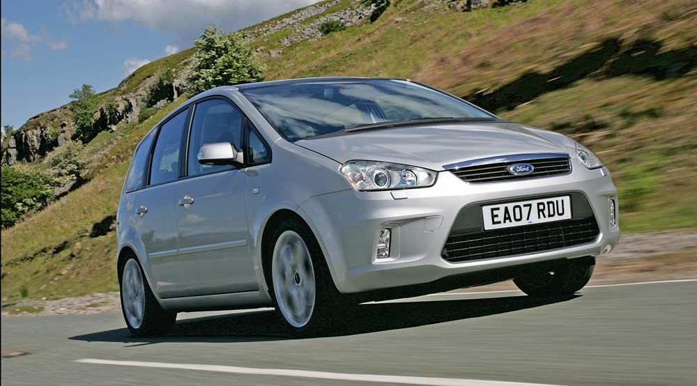 Ford C-Max 2.0 TDCi Titanium (2008) review by CAR Magazine