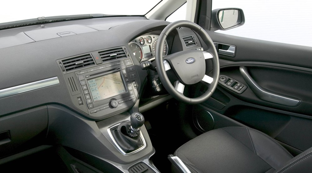 ford c max 2 0 tdci titanium 2008 review car magazine. Black Bedroom Furniture Sets. Home Design Ideas