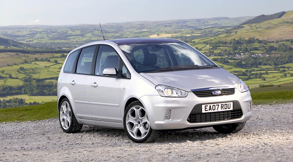Ford CMax 20 TDCi Titanium 2008 review by CAR Magazine