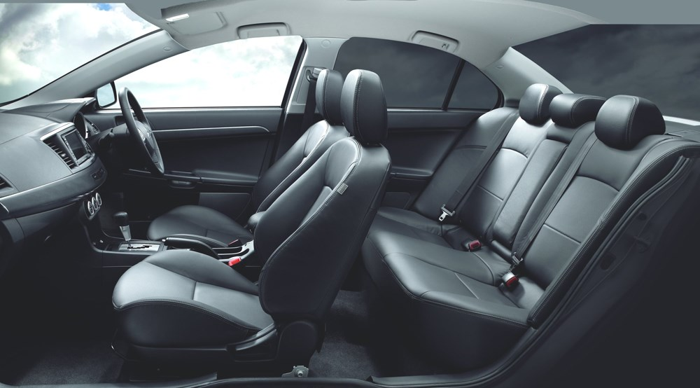 Mitsubishi Lancer 20 DID GS4 2008 review by CAR Magazine