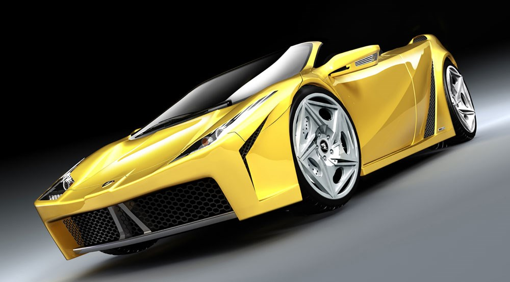 Lamborghini' Ferruccio (2008) first official pictures | CAR Magazine