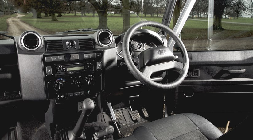 Land Rover Defender 110XS