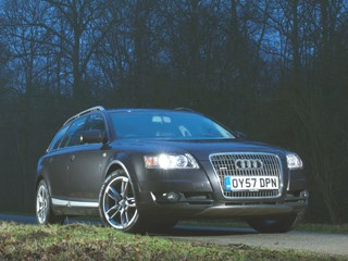 Audi Allroad TDi