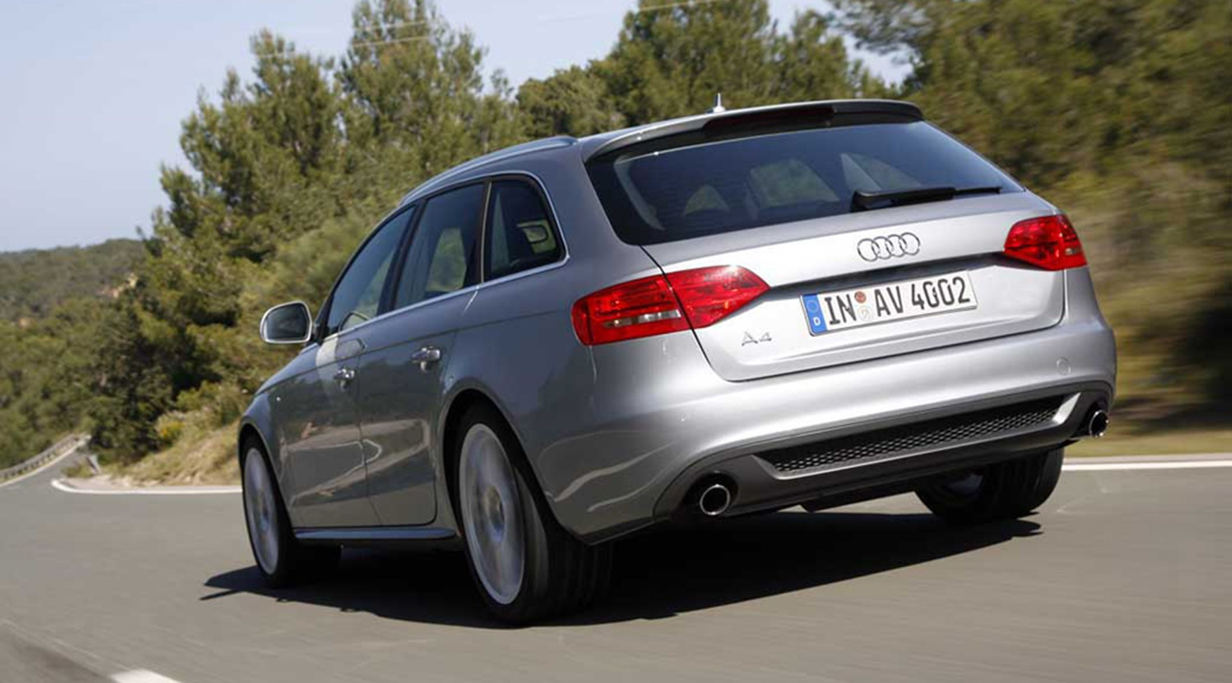 Audi A4 Avant 2 0 Tdi S Line 2008 Review By Car Magazine