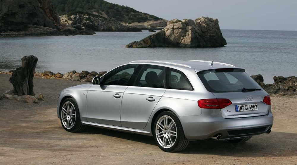 audi a4 avant 2 0 tdi s line 2008 review by car magazine. Black Bedroom Furniture Sets. Home Design Ideas