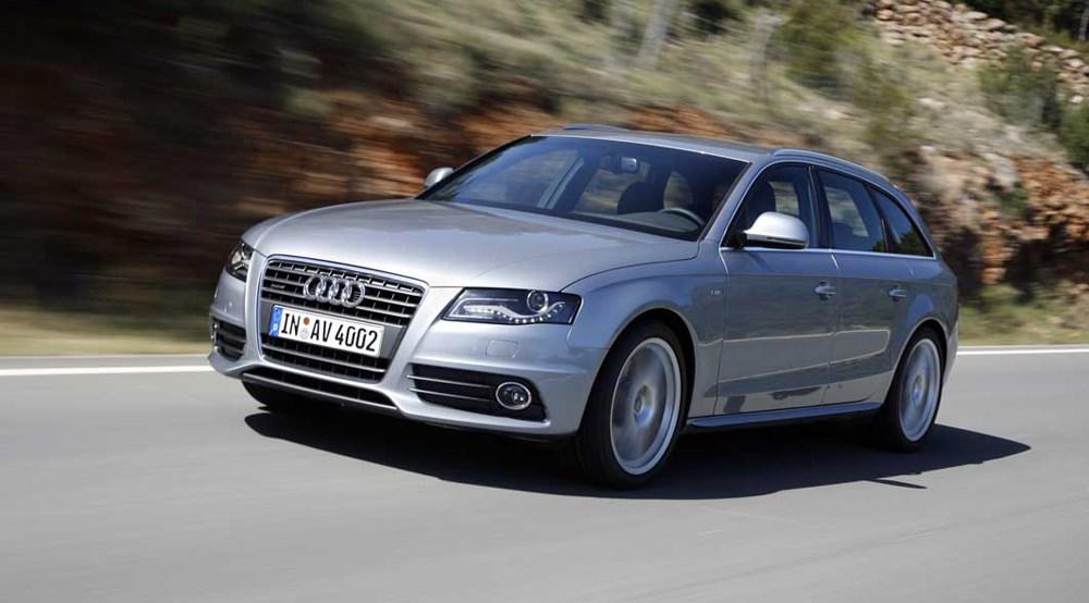 Audi A4 Avant 20 Tdi S Line 2008 Review Car Magazine