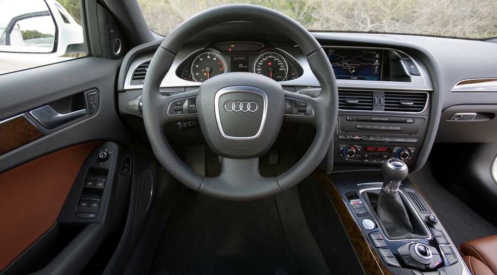 Audi a4 avant 2 0 tdi s line 2008 review by car magazine
