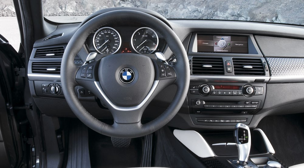 Bmw X6 Xdrive 35d 2008 Review By Car Magazine